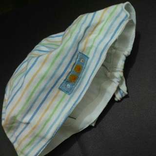 🚚 黃色小鴨嬰兒帽子