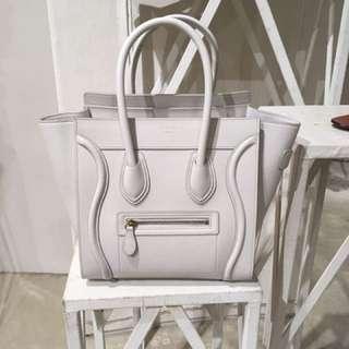Celine luggage medium size
