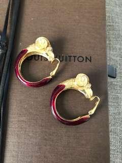 Vintage Rare Design Earrings
