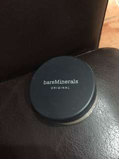 Bare minerals 碎粉