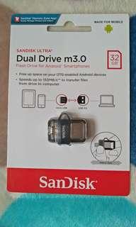 Sandisk OTG/USB 16 & 32GB