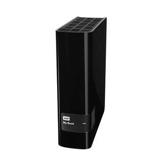 WD 2TB My Book Desktop External Hard Drive - USB 3.0