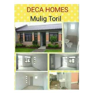 Affordable House & Lot in Davao - Deca Mulig!