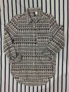 H&M Aztec Polo for women