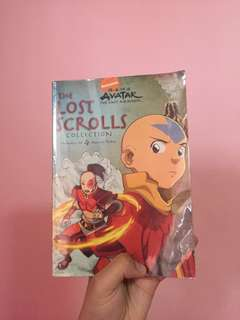 Avatar The Last Airbender: The Lost Scrolls