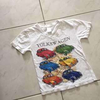 Volkswagen V-Neck Shirt