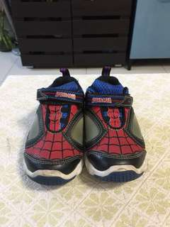 Stride Rite Spiderman