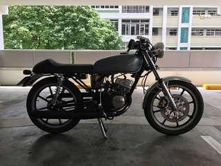 Yamaha RXK 135cc