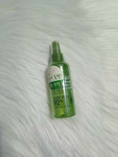 Nature republic aloe vera mist