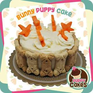 Cakes for our little furry ones.