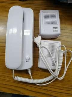 Remote door controllor and 2 intercoms