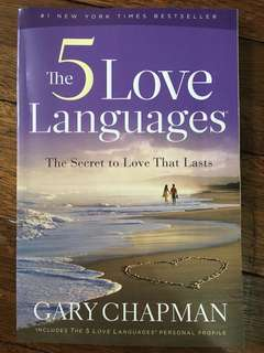 The 5 Love Languages (Gary Chapman)
