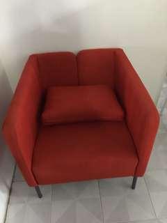 Single Sofa. IKEA Ekero