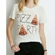 Forever 21 Pizza Party