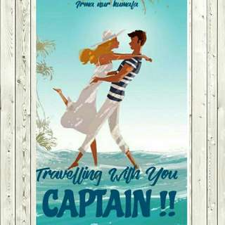 ebook - Travelling with you captain