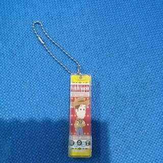 反斗奇兵Woody鎖匙扣