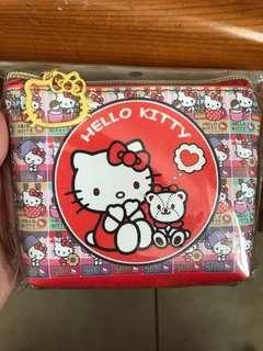 🚚 Hello Kitty皮革造型零錢包
