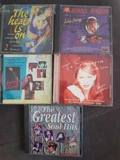 English cds
