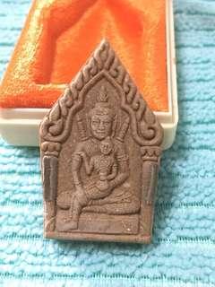 LP Lurh Paritoh, Wat Ta Mai Nur,Pra Khun Paen BE 2541 come with original Box & katha