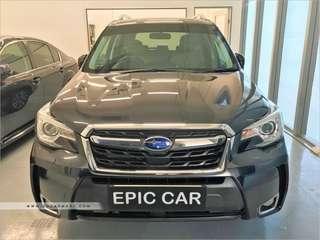 Subaru Forester 2.0 Auto XT