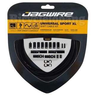 Jagwire Universal Sport XL Shift Cable Kit