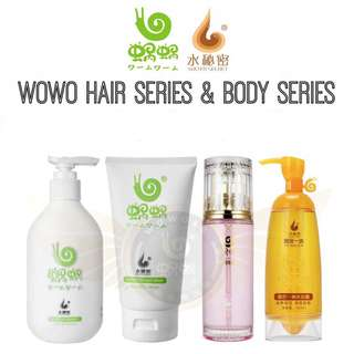 Best Price!!! WoWo Hair & Body Products