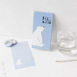 Cute small notepad/notebook