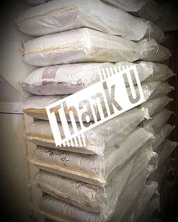 SOLD: 30 bags of Aozi Organic. Thank You!