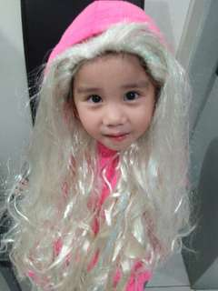 Wig for kids