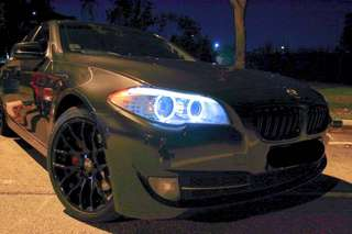 BMW 535i Sedan Auto (Black) for RENT/LEASE