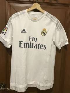 Original Real Madrid Jersey