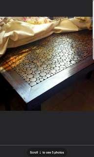 Dining table teak wood kayu jati