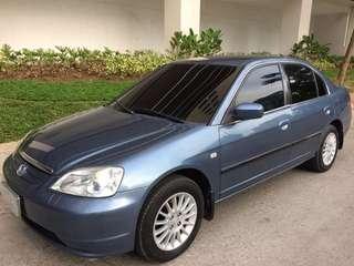 2002 Honda Dimension