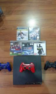 Playstation 3 (PS3 160gb)