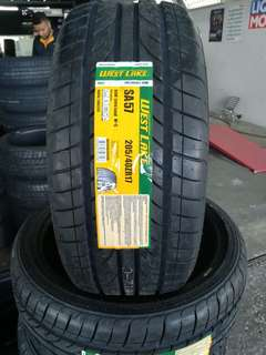 205 40 17 Westlake new tyre