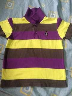 Poloshirt 3-4 yo