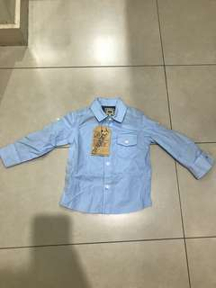 Grizzly Blue Polo