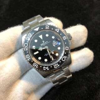 【全旋轉獨家🔥手錶寄出前提供實物實拍/視頻】Rolex勞力士男士腕錶