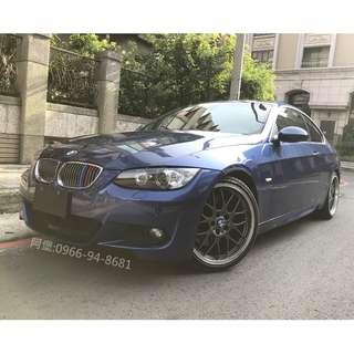 💥2007 BMW 335ci(雙門轎跑) 3.0CC💥