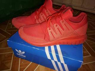 RUSH ADDIDAS Tubular Triple Red