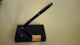 Mont Blanc Pen with Desk Stand