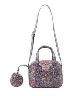 Cath kidston floral ditsy bag