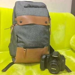 PRELOVED!! Bodypack Camera Scener 3.0 / Ransel Bodypack