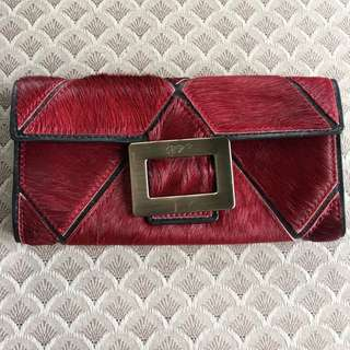 ROGER VIVIER LONG WALLET ( not authentic )