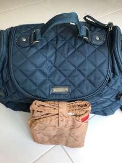Maternity bag / Diaper bag / Nursing bag