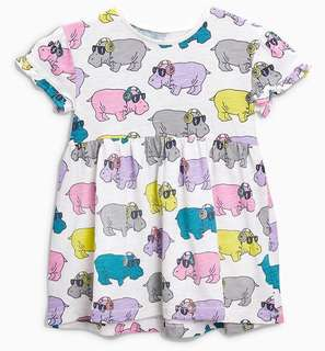 Next hippo tunic