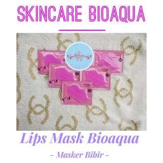 Masker Bibir Bioaqua Lips Mask