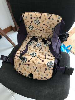 Travel Booster Seat / Travel feeding seat