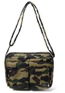 Babe x porter como messanger bag