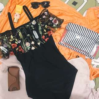 Off Shoulder Swimsuit (Name Your Price)